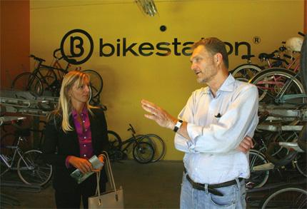 CNU President John Norquist Visits Long Beach, Studio 111