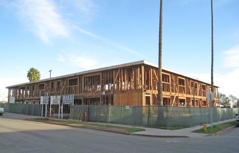 Long Beach Ronald McDonald House - Demolition