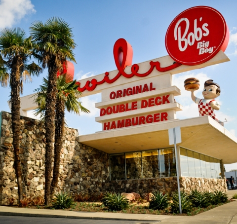 Bob's Big Boy Broiler Downey